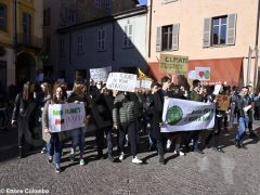 Fridays for future ad Alba, la fotogallery della manifestazione 28