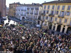 Fridays for future ad Alba, la fotogallery della manifestazione 29