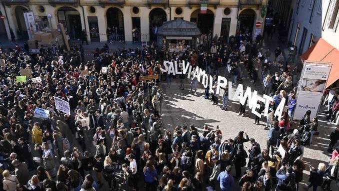 Fridays for future ad Alba, la fotogallery della manifestazione 31