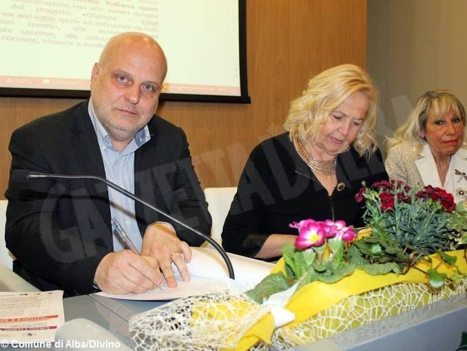 Il Sindaco di Alba ha firmato la Carta europea dei diritti delle donne nello sport 2