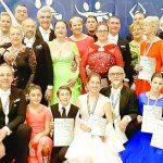 Campionati regionali: per Le stelle danzanti tre i titoli conquistati