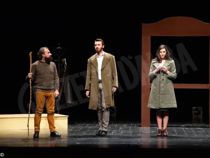 Dopo il tutto esaurito la Bottega dell'orefice torna in scena ad Alba il 5 aprile 2