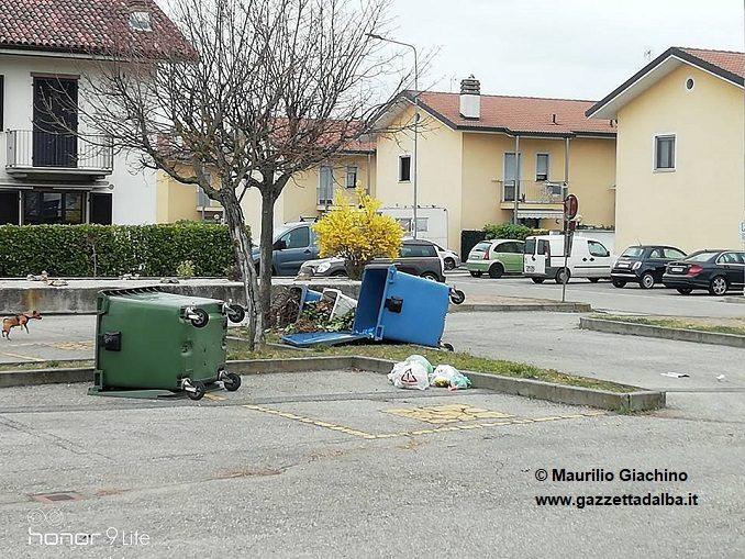Il quartiere San Cassiano si risveglia così. I residenti chiedono maggiori controlli 1
