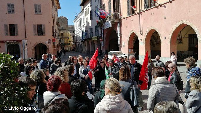 Dalla padella alla brace: i 41 lavoratori della Giordano trasferiti a Brescia e non a Ivrea 1