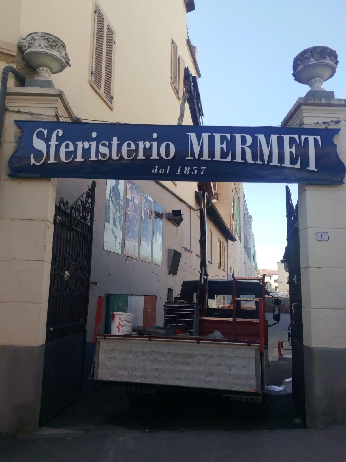 ingresso Mermet