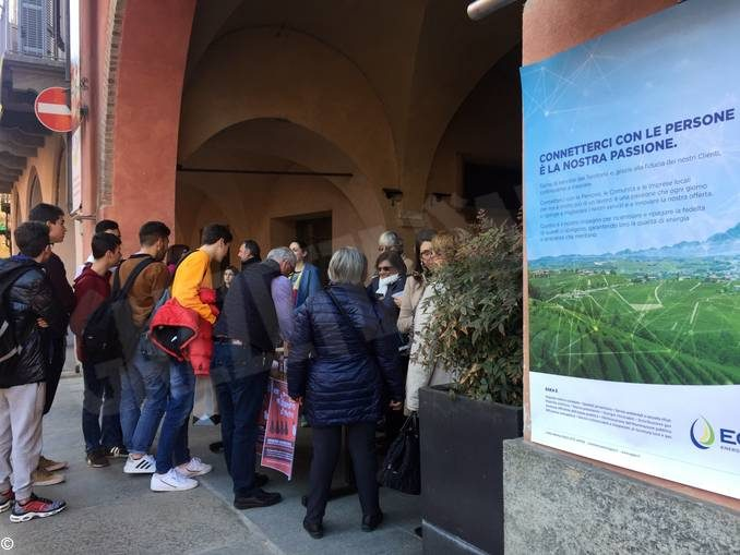 Anche ad Alba M'illumino di meno: con Egea festa nelle scuole, ecolampadine e documentari