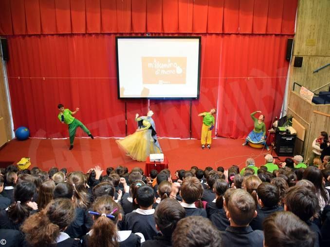 Anche ad Alba M'illumino di meno: con Egea festa nelle scuole, ecolampadine e documentari 1