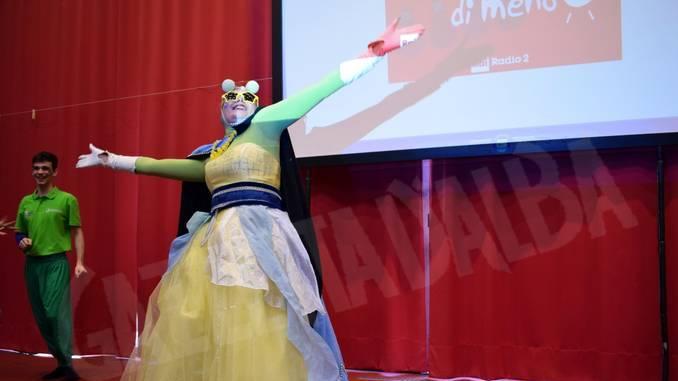 Anche ad Alba M'illumino di meno: con Egea festa nelle scuole, ecolampadine e documentari 2