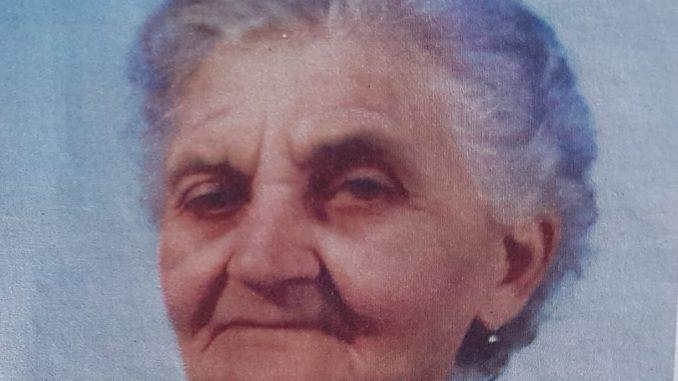 Morta a 95 anni la madre del sindaco di Vezza Carla Bonino