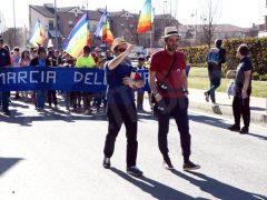 In marcia per la pace da Vaccheria a Baraccone 2