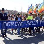 In marcia per la pace da Vaccheria a Baraccone