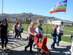 In marcia per la pace da Vaccheria a Baraccone 4
