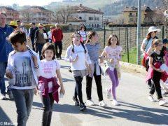 In marcia per la pace da Vaccheria a Baraccone 5
