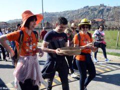 In marcia per la pace da Vaccheria a Baraccone 6