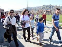 In marcia per la pace da Vaccheria a Baraccone 7