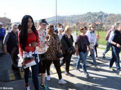 In marcia per la pace da Vaccheria a Baraccone 8
