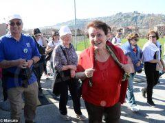 In marcia per la pace da Vaccheria a Baraccone 9