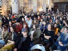 Il liceo Gallizio espone in San Domenico