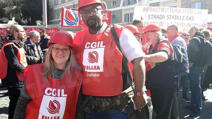 Oggi lo sciopero generale dei lavoratori delle costruzioni  per rilanciare il settore e il Paese