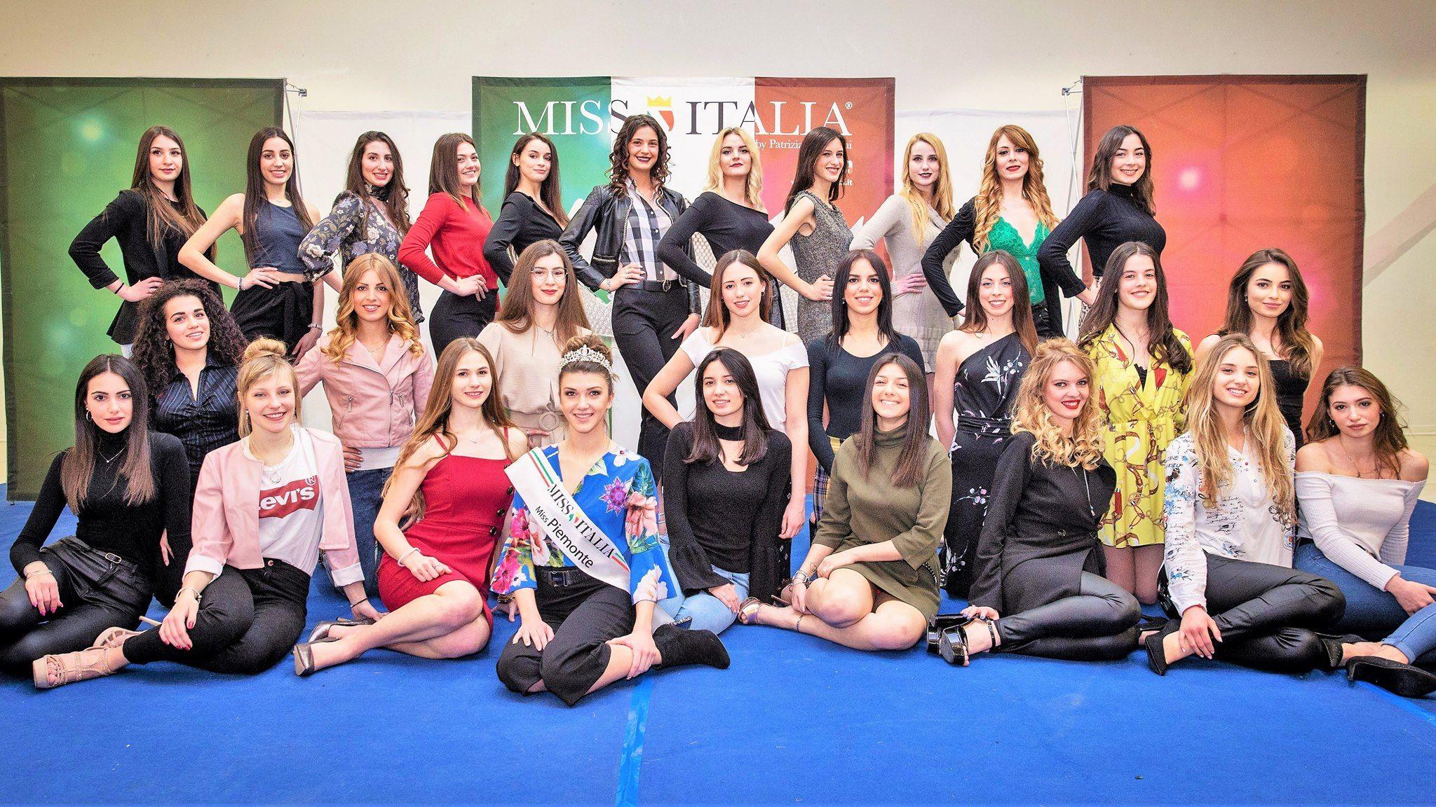 selezioni Miss Italia isola d'asti