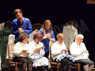 Teatro: al foro boario di San Damiano va in scena la commedia Tote vigiote