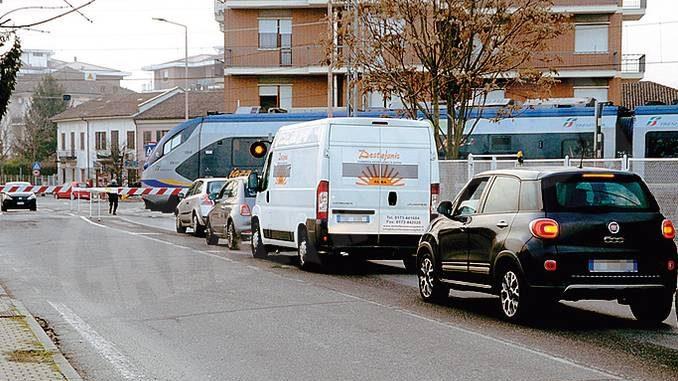 Mussotto, lavori al via,  ma il traffico è un caos