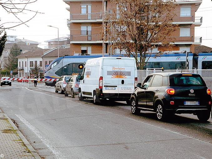 traffico a Mussotto