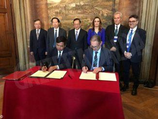 Unesco: paesaggi vitivinicoli e risaie cinesi dello Yunnan sono gemellati