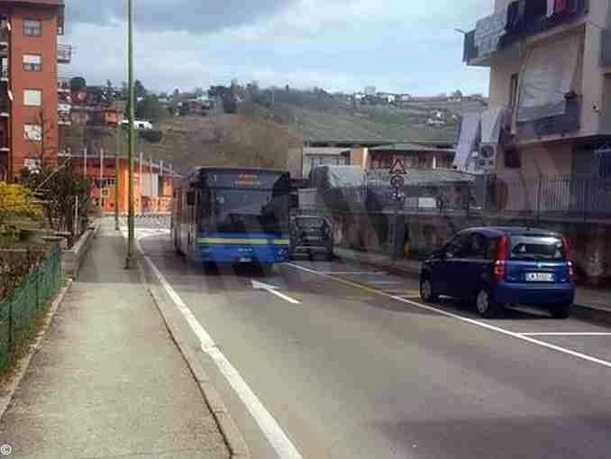 via cencio autobus 2