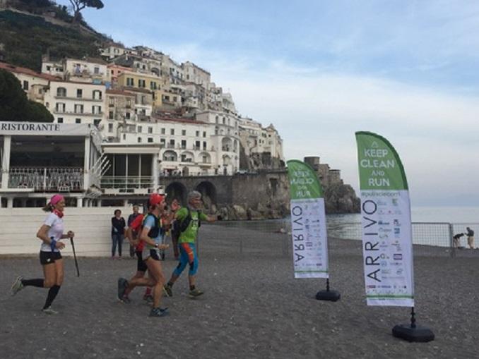 2017 Arrivo ad Amalfi