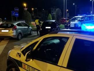 Fermato automobilista a Bra con un tasso di alcol nel sangue quattro volte oltre il limite di legge