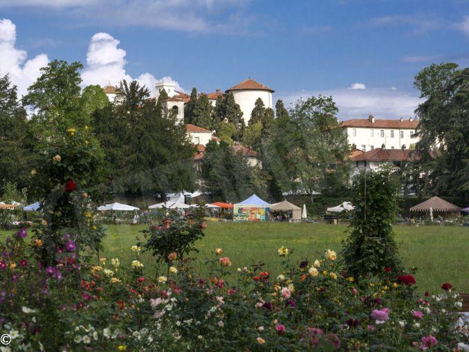 3. Tre giorni per il giardino, Castello e Parco di Masino, Caravino (TO) – Foto di Dario Fusaro,2013 © FAI – Fondo Ambiente Italianobb