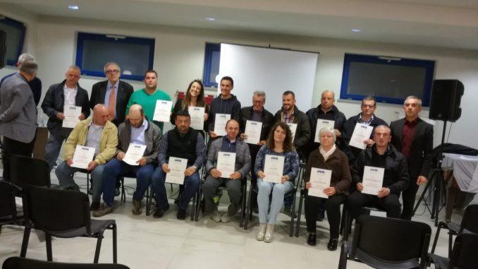 L'Avis di Guarene ha premiato i donatori