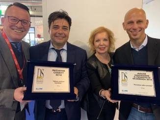 Galup dell'imprendi vince due prestigiosi premi