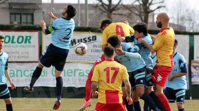 Il Bra cede in casa (0-1) contro il Milano City