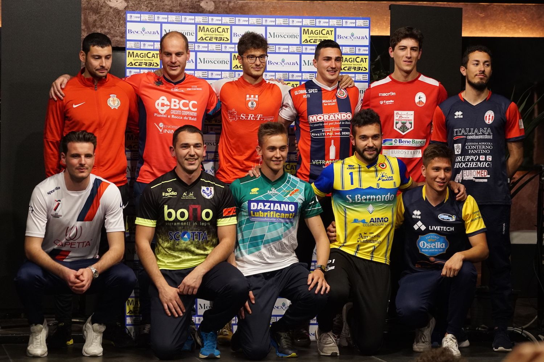 Capitani Serie B