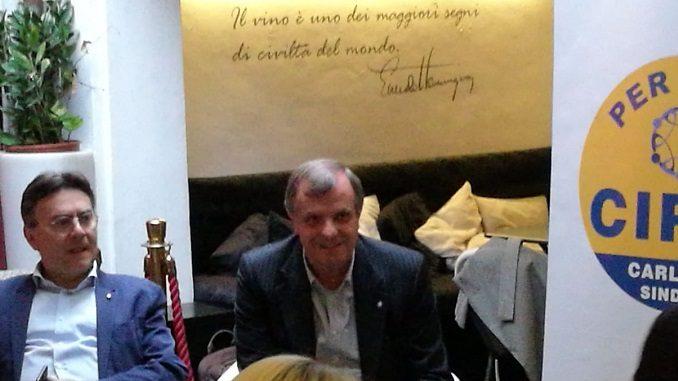 Anche Roberto Cerrato nella lista Per Alba-Cirio con Allena capolista