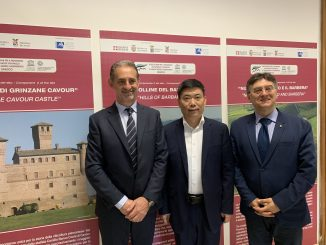 Unesco: il console cinese a Milano in visita all'Associazione patrimonio Langhe-Roero e Monferrato