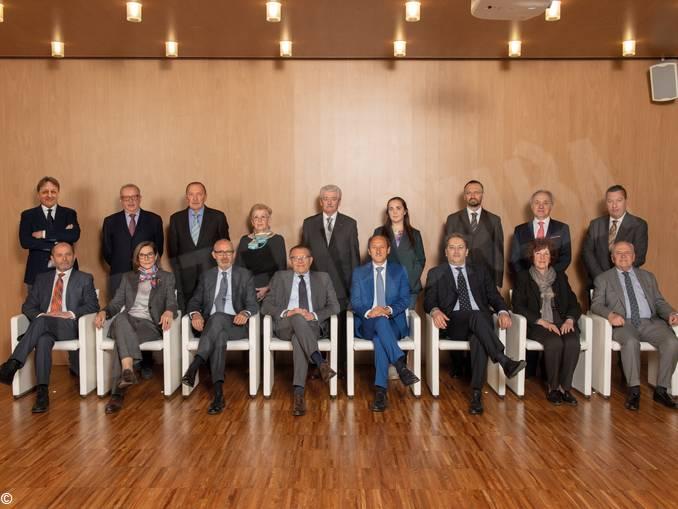 Consiglio Banca d'Alba per il triennio 2019-2022