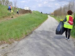 Raccolti tre camion di rifiuti abbandonati a San Cassiano 3