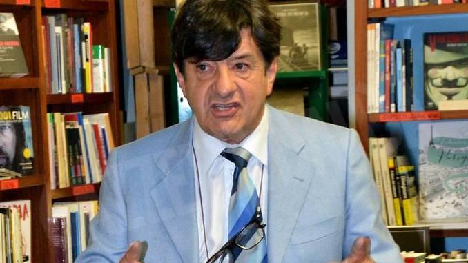 Gianni Oliva, Storia della Resistenza alla libreria La Torre