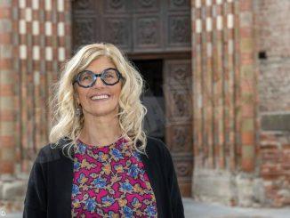 Liliana Allena candidata con la lista civica Per Alba Cirio