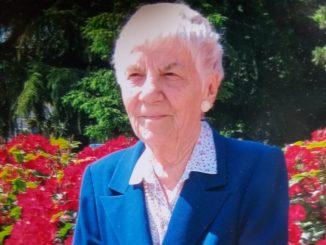 Scomparsa a 98 anni Secondina Colombano, madre del preside Giri