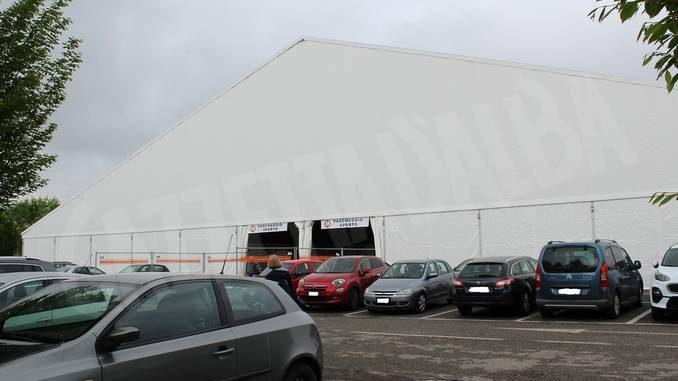 Disponibili i parcheggi di piazza Medford e fino al 18 giugno è possibile sostare anche nell'area Inail di piazza Prunotto