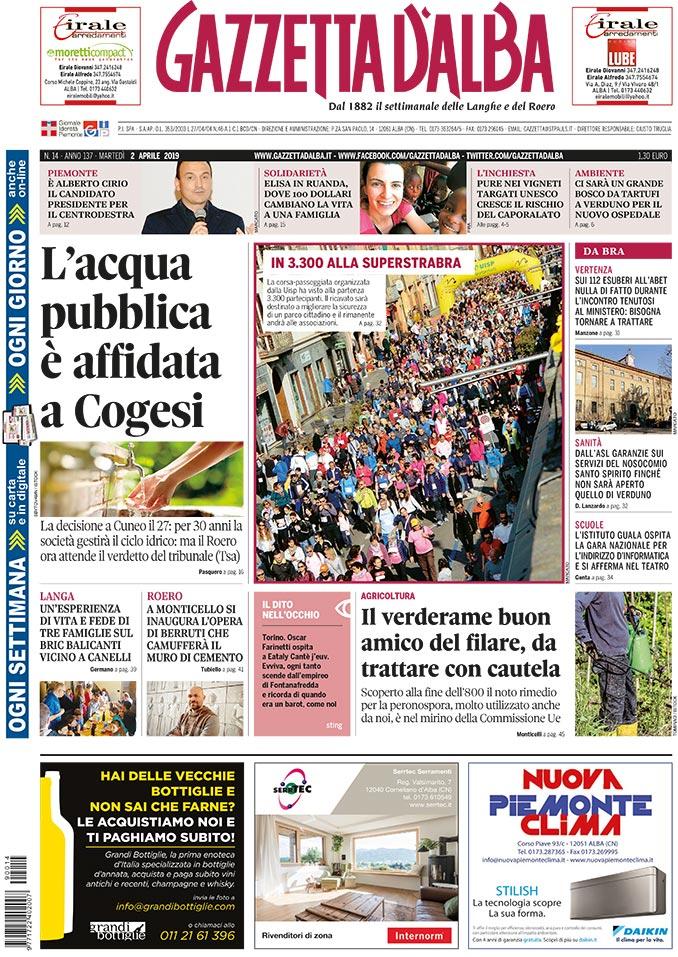 Prima_pagina_Gazzetta_Alba_14-19