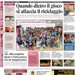 La copertina di Gazzetta d'Alba in edicola martedì 9 aprile