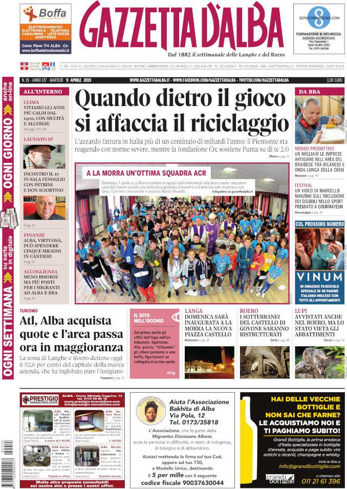 Prima_pagina_Gazzetta_Alba_15-19