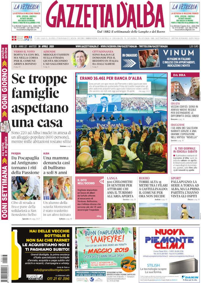 Prima_pagina_Gazzetta_Alba_16-19
