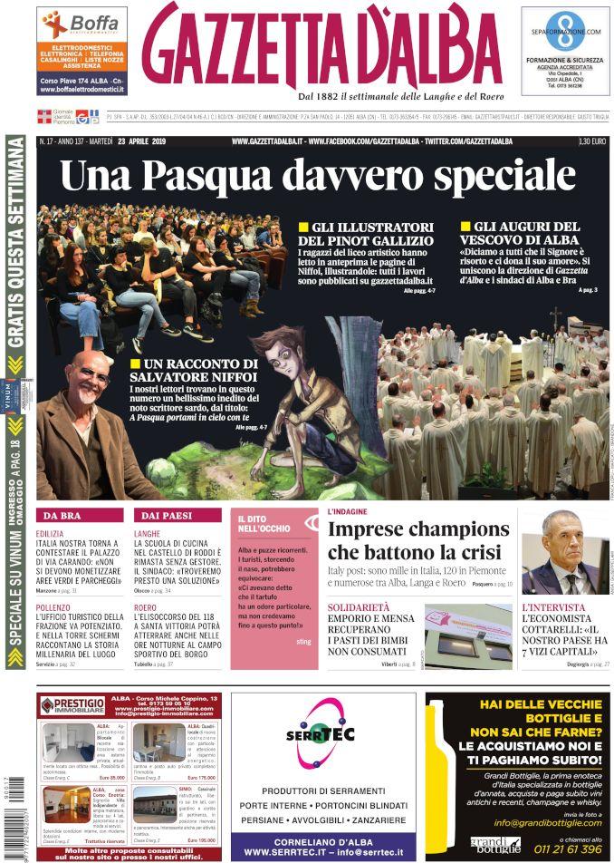Prima_pagina_Gazzetta_Alba_17-19