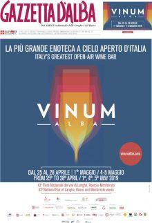 Torna Vinum con decine di eventi e migliaia di assaggi 1